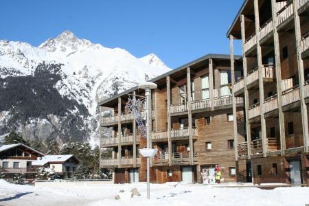 Location La Norma : Résidence les Chalets et Balcons de la Vanoise hiver