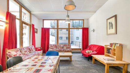 Rent in ski resort Résidence les Chalets et Balcons de la Vanoise - La Norma - Reception