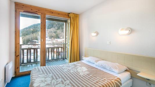 Rent in ski resort Résidence les Chalets et Balcons de la Vanoise - La Norma - Bedroom