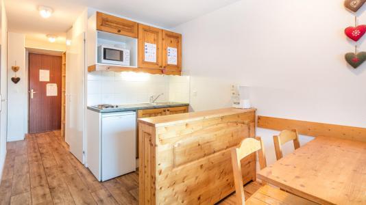 Rent in ski resort Résidence les Chalets et Balcons de la Vanoise - La Norma - Dining area
