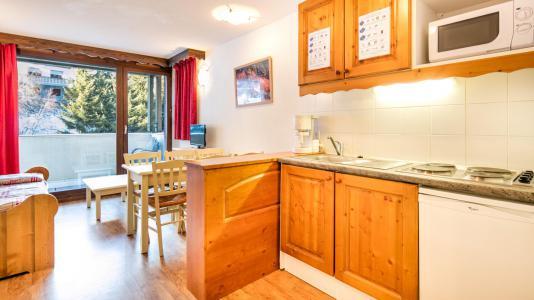 Rent in ski resort Résidence les Chalets et Balcons de la Vanoise - La Norma - Kitchen