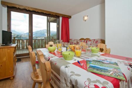 Location au ski Residence Les Chalets Et Balcons De La Vanoise - La Norma - Coin montagne