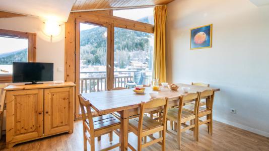 Rent in ski resort Résidence les Chalets et Balcons de la Vanoise - La Norma - Table