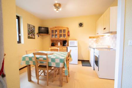 Rent in ski resort Studio cabin 4 people (GE09G) - Résidence les Gentianes - La Norma