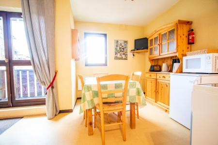 Аренда на лыжном курорте Квартира студия кабина для 4 чел. (GE09G) - Résidence les Gentianes - La Norma - апартаменты