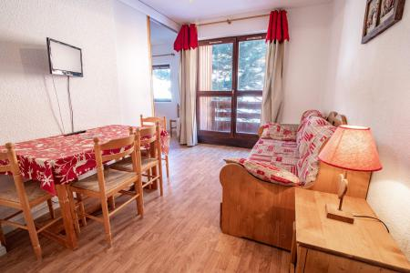 Rent in ski resort 2 room apartment 4 people (SB417A) - Résidence les Portes de la Vanoise - La Norma - Living room