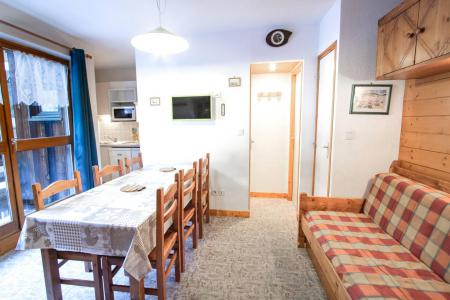Rent in ski resort 2 room apartment sleeping corner 6 people (SB402C) - Résidence les Portes de la Vanoise - La Norma