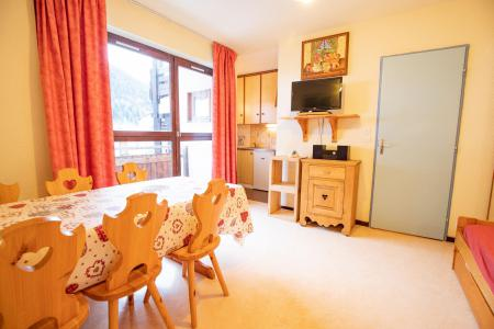 Rent in ski resort 2 room apartment sleeping corner 6 people (SB104C) - Résidence les Portes de la Vanoise - La Norma