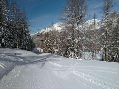 Rent in ski resort 2 room apartment 4 people (SB105C) - Résidence les Portes de la Vanoise - La Norma