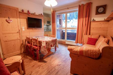 Rent in ski resort 2 room apartment sleeping corner 6 people (SB511A) - Résidence les Portes de la Vanoise - La Norma