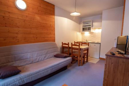 Rent in ski resort 2 room apartment 4 people (SB509A) - Résidence les Portes de la Vanoise - La Norma