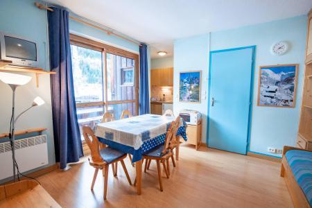 Rent in ski resort 2 room apartment sleeping corner 6 people (SB412B) - Résidence les Portes de la Vanoise - La Norma
