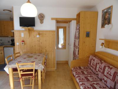 Rent in ski resort 2 room apartment 6 people (204C) - Résidence les Portes de la Vanoise - La Norma