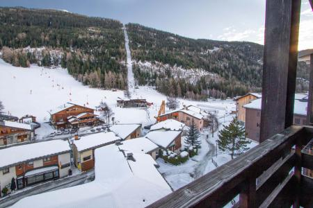 Rent in ski resort 2 room apartment 4 people (SB506A) - Résidence les Portes de la Vanoise - La Norma