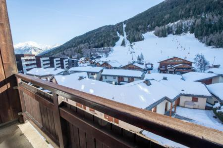 Rent in ski resort 2 room apartment sleeping corner 6 people (SB316A) - Résidence les Portes de la Vanoise - La Norma