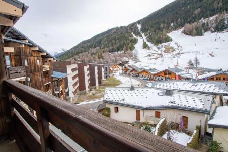 Rent in ski resort 2 room apartment sleeping corner 6 people (SB408B) - Résidence les Portes de la Vanoise - La Norma