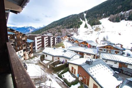 Rent in ski resort 2 room apartment sleeping corner 6 people (SB504B) - Résidence les Portes de la Vanoise - La Norma