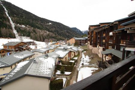 Rent in ski resort 2 room apartment sleeping corner 6 people (SB400C) - Résidence les Portes de la Vanoise - La Norma