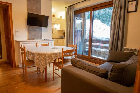 Rent in ski resort 2 room apartment sleeping corner 6 people (SB202C) - Résidence les Portes de la Vanoise - La Norma