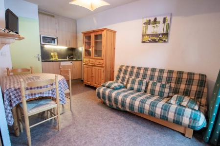Rent in ski resort 2 room apartment 4 people (SB512A) - Résidence les Portes de la Vanoise - La Norma