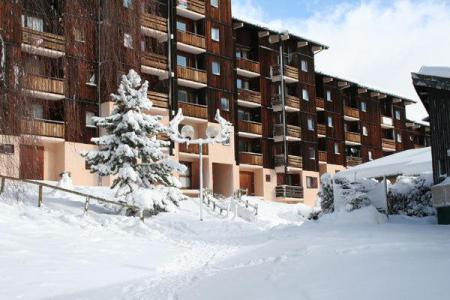 Недорогой отдых на лыжной станции Résidence les Portes de la Vanoise