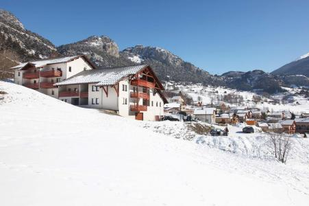 Location La Norma : Residence Plein Soleil hiver