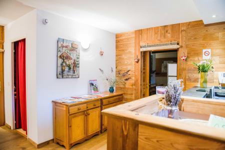 Rent in ski resort Résidence Plein Soleil - La Norma - Reception