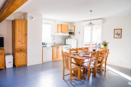 Rent in ski resort Résidence Plein Soleil - La Norma - Kitchen