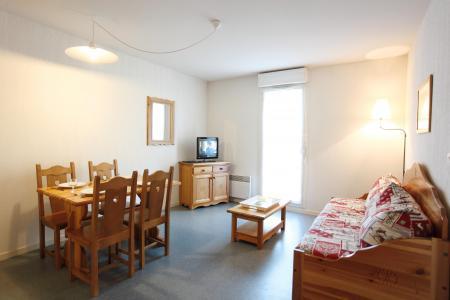 Rent in ski resort Résidence Plein Soleil - La Norma - Living room