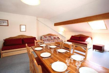 Location au ski Residence Plein Soleil - La Norma - Coin repas