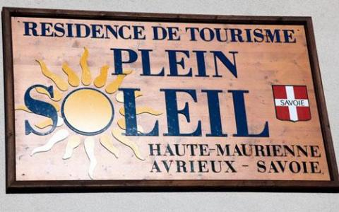 Location au ski Residence Plein Soleil - La Norma - Intérieur