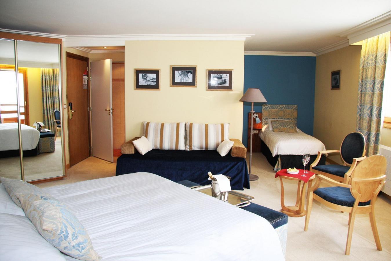 Araucaria hotel spa la plagne location vacances ski la for Hotel au ski