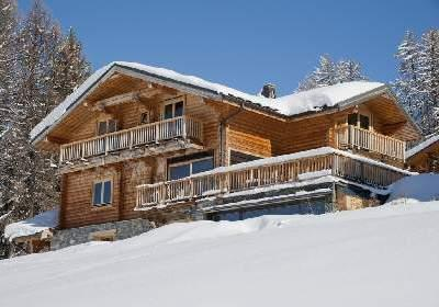 Ski en famille Chalet Mont Soleil