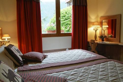 Location au ski Hotel La Tourmaline - La Plagne - Chambre
