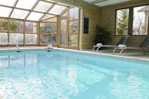 Location au ski Hotel La Tourmaline - La Plagne - Piscine