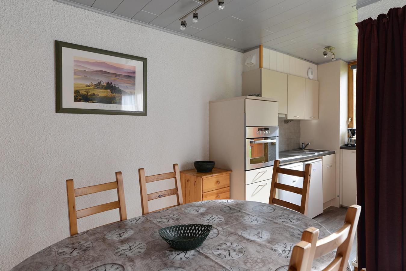Belle Plagne - LA RESIDENCE AMETHYSTE - Appartement 2 pièces 6 personnes (01)