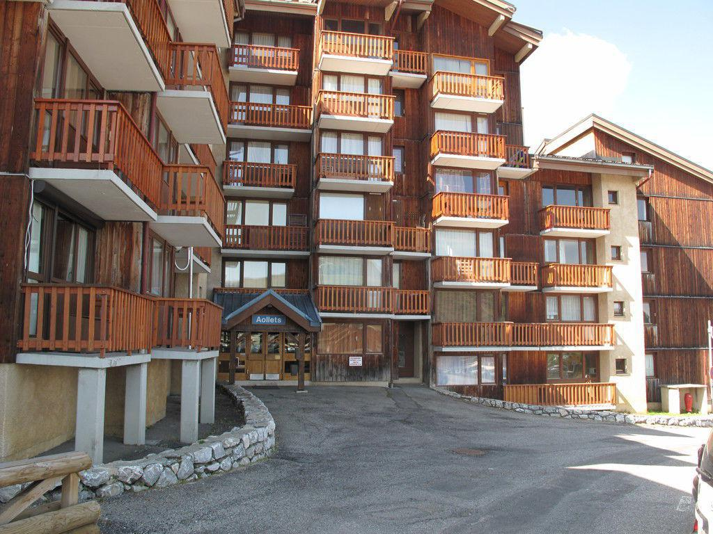 Location au ski La Residence Aollets - La Plagne