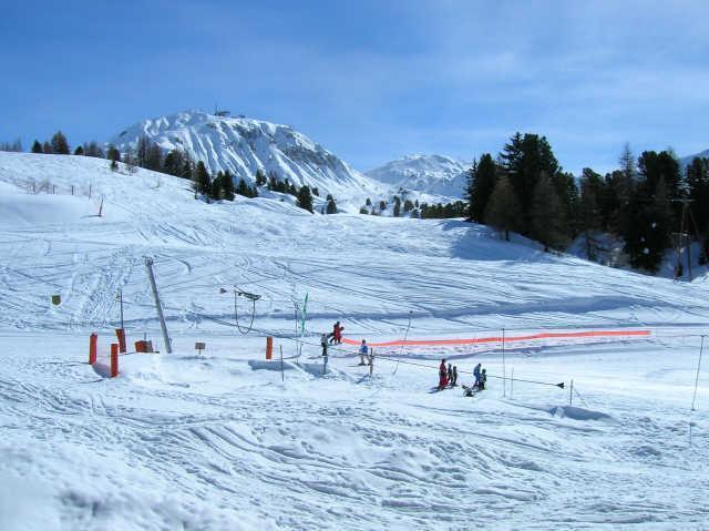 Location au ski Studio 4 personnes (222) - La Residence Aollets - La Plagne