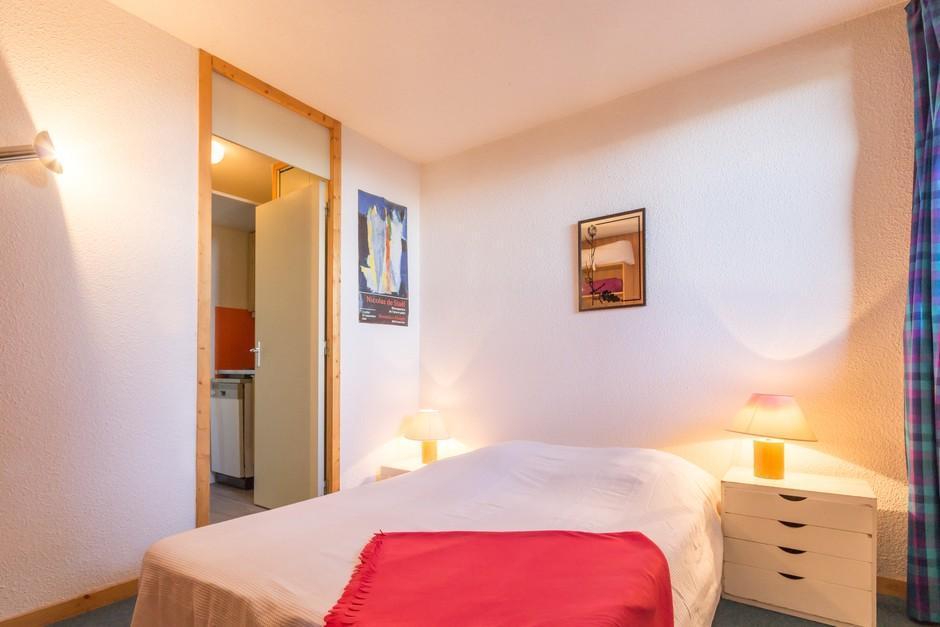Location au ski Appartement 2 pièces 6 personnes (17) - La Residence Aollets - La Plagne - Salle d'eau