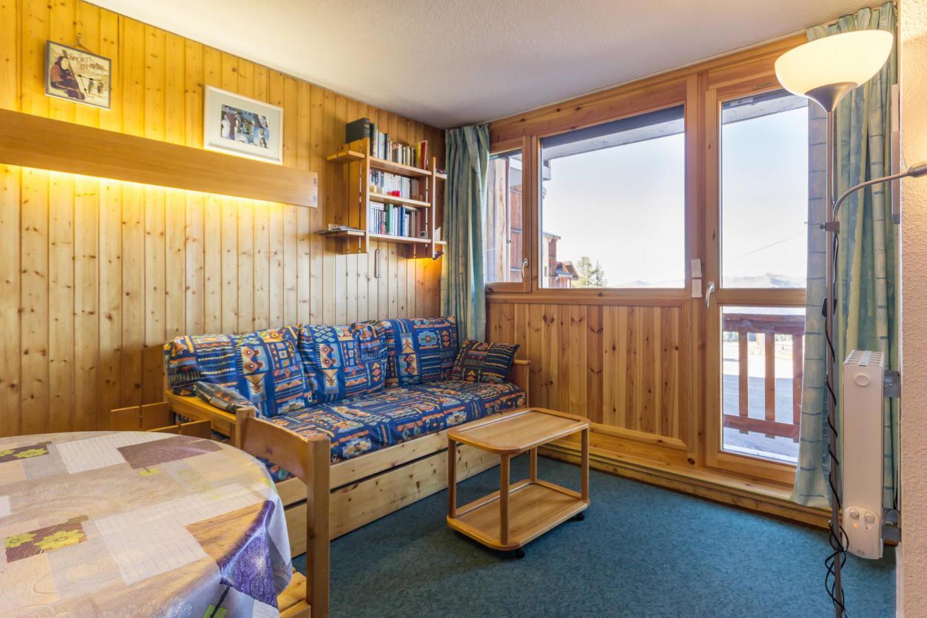 Location au ski Studio 4 personnes (21) - La Residence Aollets - La Plagne - Table basse