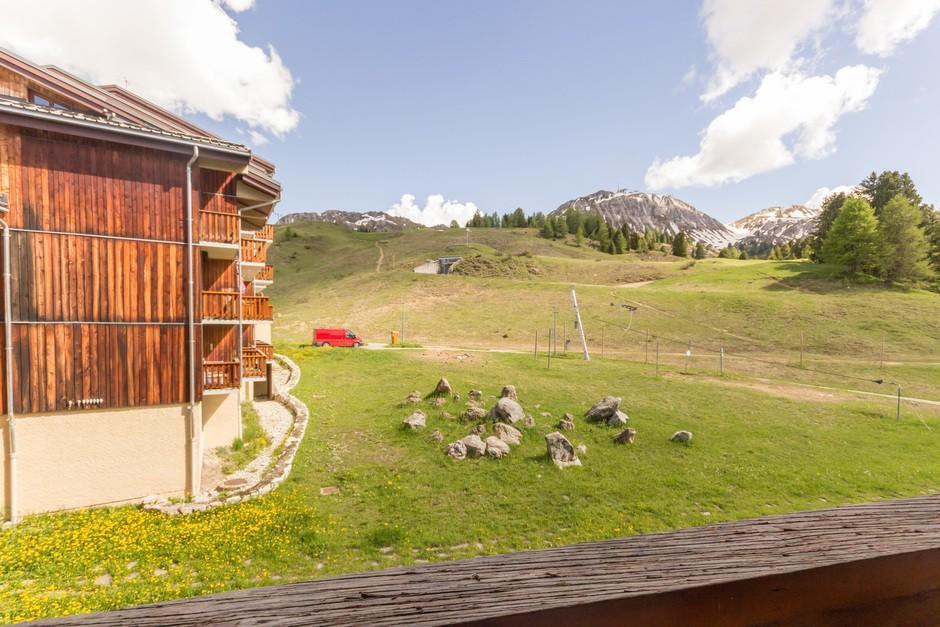 Location au ski Studio 4 personnes (222) - La Residence Aollets - La Plagne - Séjour