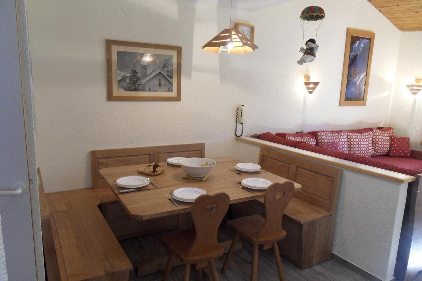 Location au ski Appartement 3 pièces 7 personnes (609) - La Residence Callisto - La Plagne