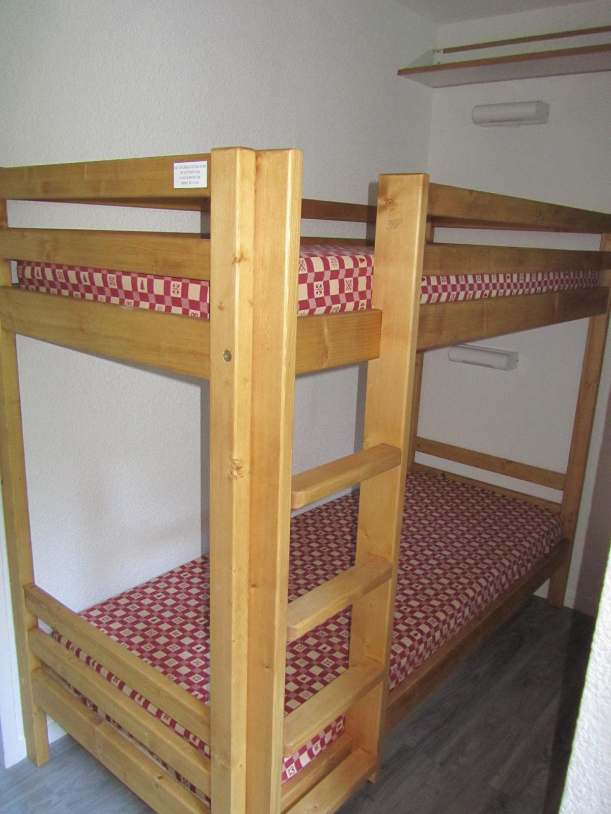 Location au ski Studio cabine 4 personnes (205) - La Residence Callisto - La Plagne