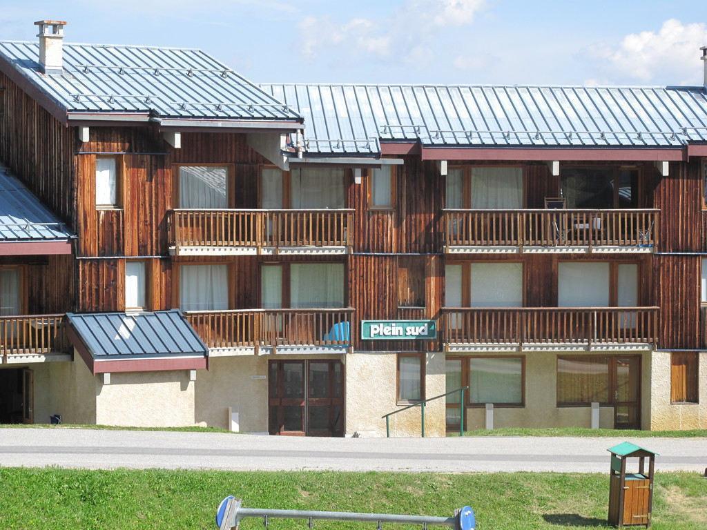 Ski en famille La Residence Du Plein Sud
