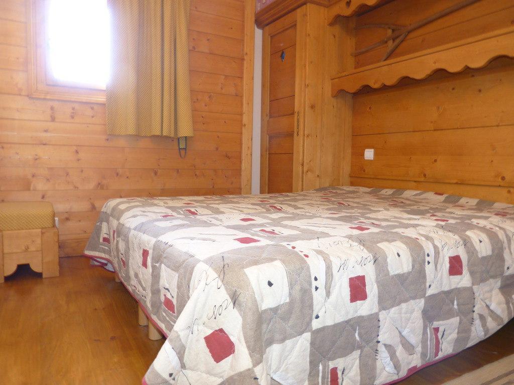 Location au ski Appartement 2 pièces cabine 6 personnes (B33) - La Residence Les Hauts Bois - La Plagne - Lit double