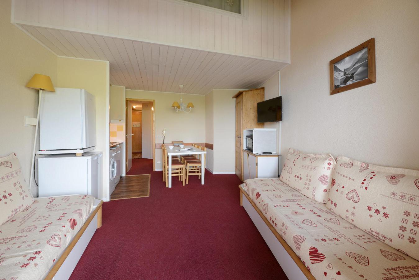 Location au ski Appartement duplex 3 pièces 7 personnes (713) - La Residence Licorne - La Plagne