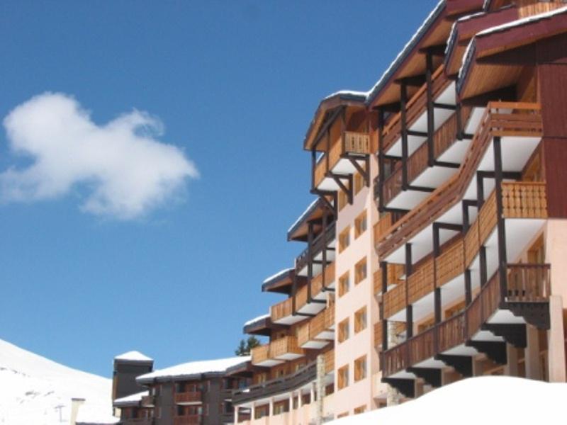 Location au ski Appartement 3 pièces cabine 7 personnes (307) - La Residence Licorne - La Plagne