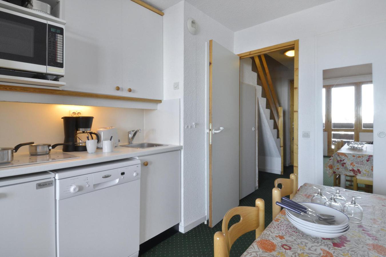 Location au ski Appartement 3 pièces 6 personnes (515) - La Residence Licorne - La Plagne - Lit double