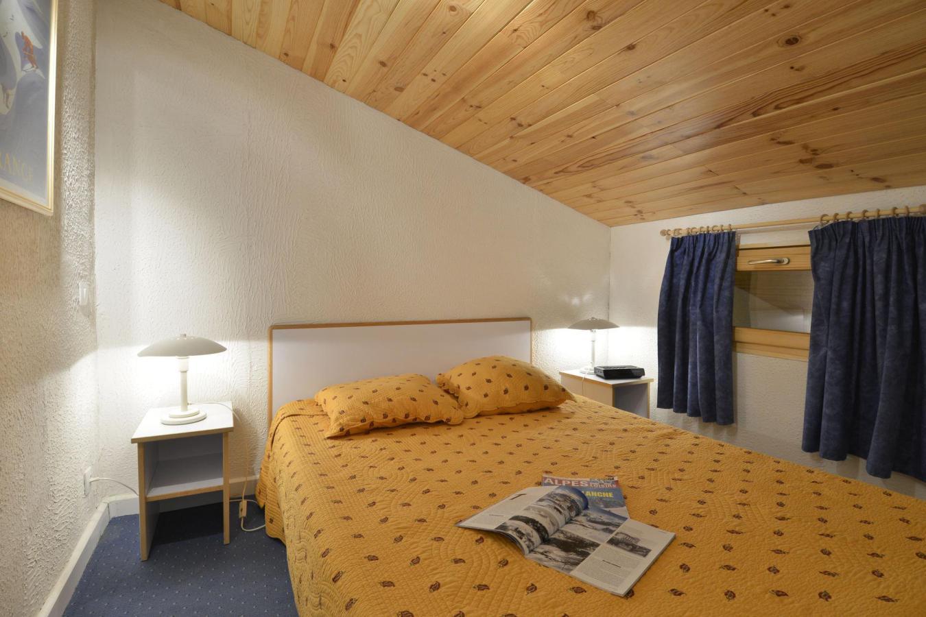 Location au ski Appartement 3 pièces 6 personnes (515) - La Residence Licorne - La Plagne - Lits superposés
