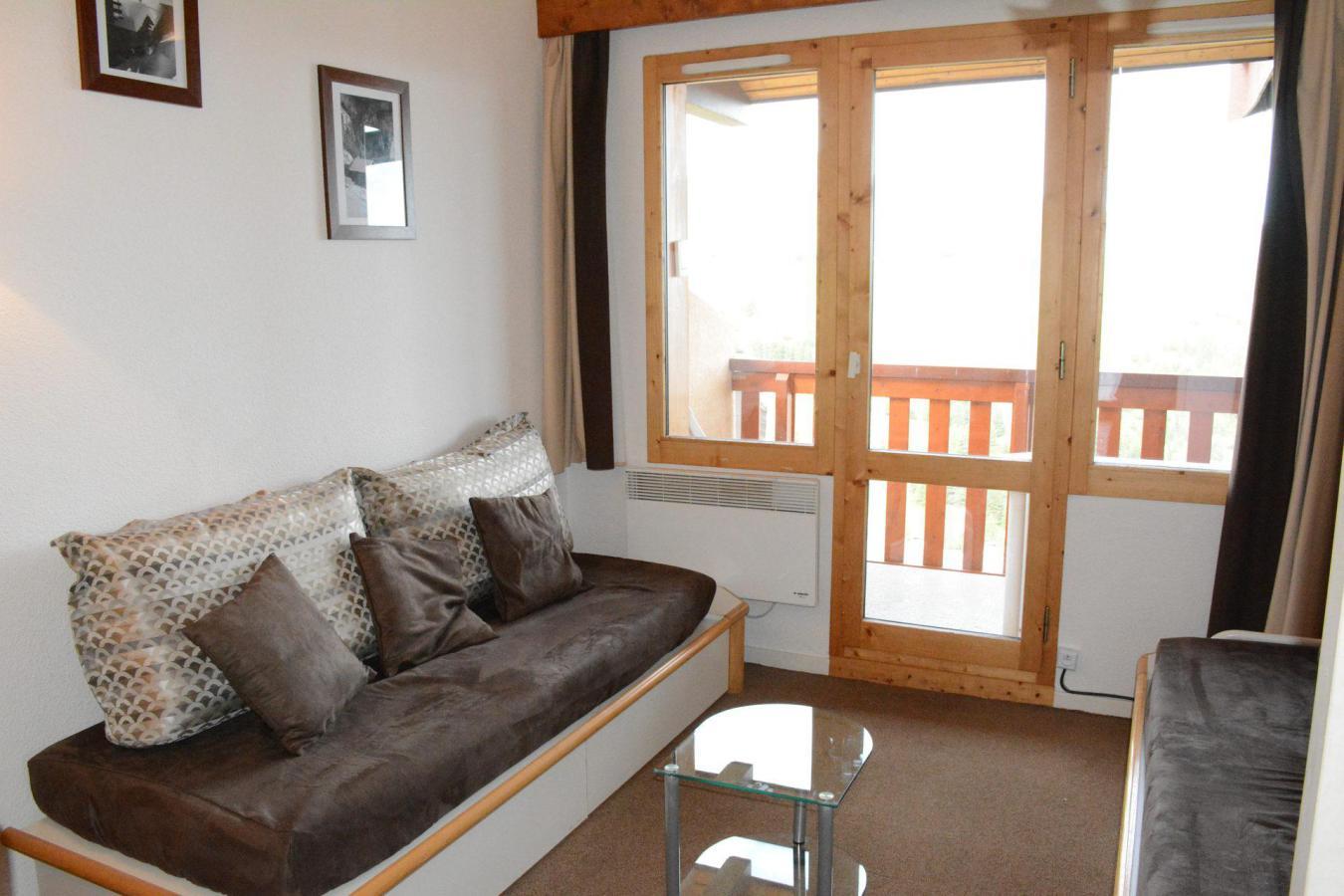 Location au ski Appartement duplex 2 pièces 5 personnes (809) - La Residence Licorne - La Plagne - Séjour